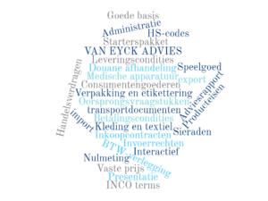 startpakket import export VAN EYCK ADVIES