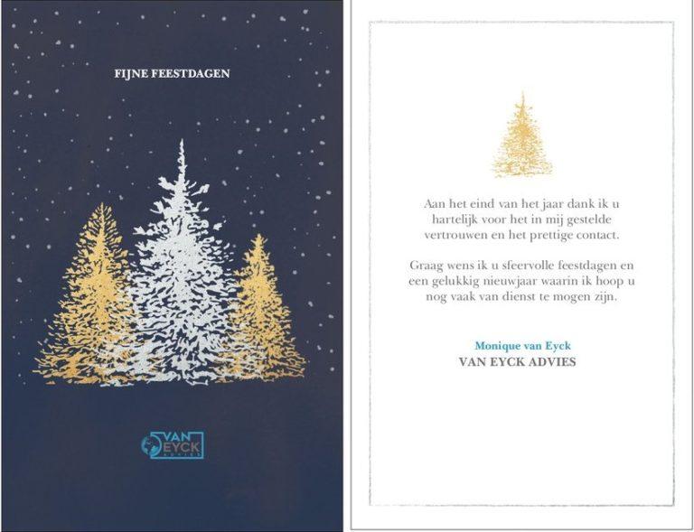 Kerstkaart 2020 1 - Van Eyck advies - Advies, begeleiding ...